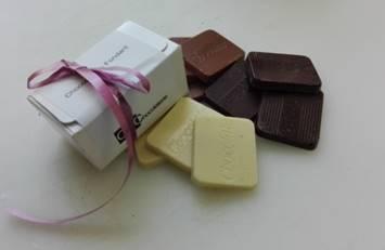 Ballotin Doosje Chocolaatjes